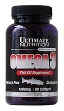 Omega 3 Ultimate Nutrition - atletmarketcomua